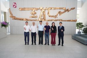中国中小企业协会会长莅临金蝶,共话赋能中小微企业智慧成长—惠州金蝶